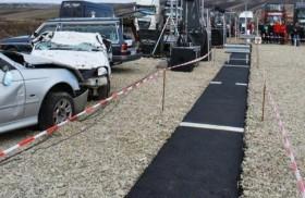 افتتاح أصغر طريق سريع في العالم