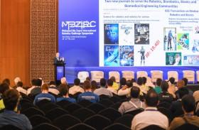 انطلاق تحدي محمد بن زايد للروبوت بمشاركة 400 خبير دولي