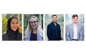 طلاب جامعة نيويورك أبوظبي يحصلون على منح دراسية عالمية