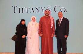 محمد القاسمي يطلق مؤسسة للفن أولى مشاريعها لوحة لشعار التسامح الأكبر في العالم