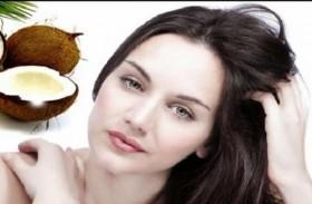 6 فوائد لزيت  جوز الهند على الشعر