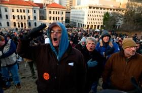 مخاوف من عنف خلال تجمع مؤيد لحيازة الأسلحة في الولايات المتحدة