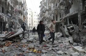 قمة هلسنكي تطرح استراتيجية مشتركة لإنهاء الحرب السورية