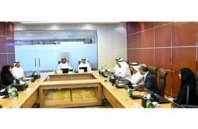 «لجنة التقنية في الوطني الاتحادي» تناقش مشروع قانون تنظيم قطاع الفضاء