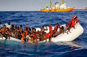 إنقاذ 277 مهاجرا في البحر بين إسبانيا والمغرب