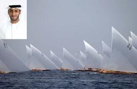 مسك ختام جولات الشراعية 43 قدما في دبي اليوم
