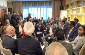 محمد بن راشد: الامارات أعلنت من دافوس مشاركتها وانضمامها لأكبر حدث إنساني للقضاء على الفقر