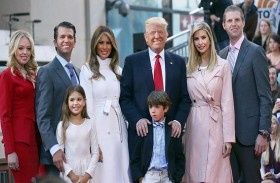من هي تيفاني .. «البطة السوداء» في عائلة ترامب..؟