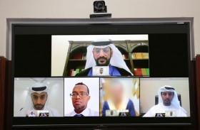 محكمة أبوظبي الجزائية تتوسع في تفعيل المحاكمة عن بعد