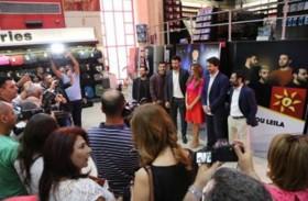 عرض مبهر في افتتاح مهرجان إهدنيات