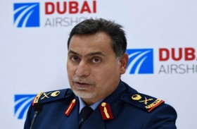 عبد الله الهاشمي لـ «وام»: 639.3 مليار دولار صفقات معرض دبي للطيران خلال 10 دورات