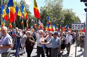 احتجاجات في مولدوفا على تغييرات النظام الانتخابي