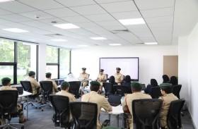شرطة دبي تنظم دورة حول تأمين المطارات بمشاركة 31 ضابطا