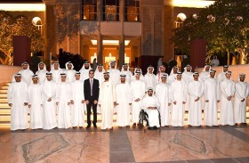محمد بن راشد: ننتظر منكم توظيف قدراتكم ومهاراتكم لبناء مستقبل واعد لكم وخدمة بلدكم