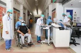 26 من طلبة الخليج الطبية يتطوعون لمكافحة فيروس كورونا 19