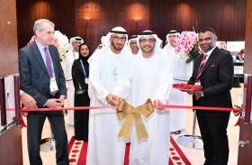 وكيل وزارة تطوير البنية التحتية ومدير الإقامة بدبي يفتتحان الدورة السادسة لمعرض مدن المستقبل