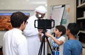 70 طالباً يبدأون البرنامج التدريبي لهيئة الشارقة للإذاعة والتلفزيون (إعلامي المستقبل)