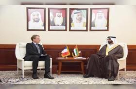 البواردي و رئيس وزراء مالي يبحثان علاقات التعاون و القضايا ذات الاهتمام المشترك