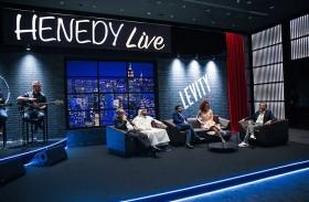 محمد هنيدي لأول مرة في تاريخه الفنّي  يجوب 20 دولة عالمية بكوميديا حيّة على مدار عام كامل