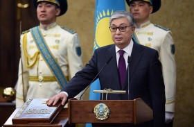 رئيس كازاخستان الجديد يقترح تغيير اسم العاصمة