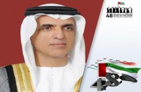 حاكم رأس الخيمة:  الاتحاد الهوية الأساسية التي يفخر بها المواطن