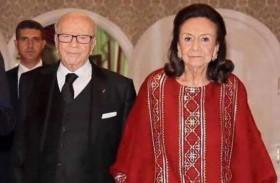 وفاة أرملة الرئيس الراحل الباجي قائد السبسي