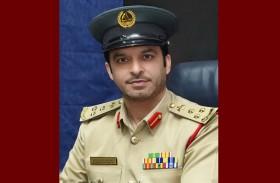 شرطة دبي تدعو مستخدمي الطريق توخي الحيطة والحذر في الأجواء الماطرة