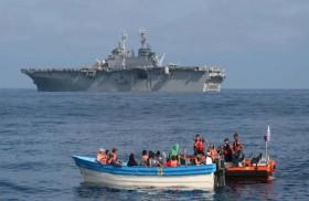 طرابلس تطلب مساعدة إيطاليا للتصدي للمهربين