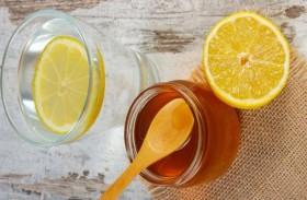 فوائد العسل والليمون على معدة خاوية