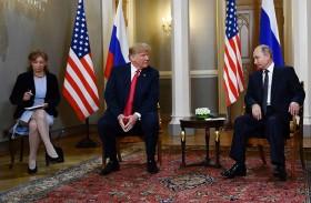 ترامب يرفض اقتراح بوتين باستجواب أميركيين
