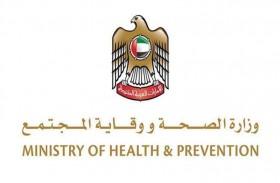 الصحة تعلن شفاء 1,922 حالة جديدة كورونا