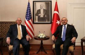 تيلرسون: واشنطن وأنقرة تعملان معا في سوريا