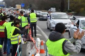 باريس تحقق في حسابات مزيفة تضخم الاحتجاج