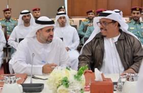بحضور ذياب بن محمد بن زايد.. مجلس قيادات الشرطة يستعرض المؤشرات الرئيسية