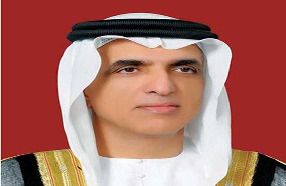 حاكم رأس الخيمة يطلع على برامج وخطط جمعية شمل للفنون والتراث