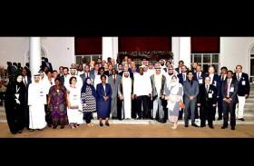 الرئيس الأوغندي يستقبل البعثة التجارية الاماراتية ويؤكد عمق العلاقات بين البلدين
