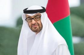 محمد بن زايد ورئيس وزراء بريطانيا يبحثان هاتفيا علاقات البلدين والقضايا ذات الاهتمام المشترك