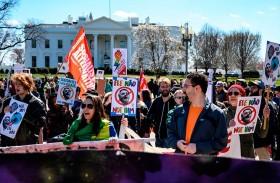 بولسونارو يصل واشنطن لتعزيز تحالفه مع ترامب