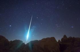 مركز الفلك الدولي : زخة شهب مساء غد