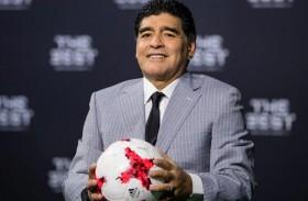 مارادونا يغيب عن مهرجان كان