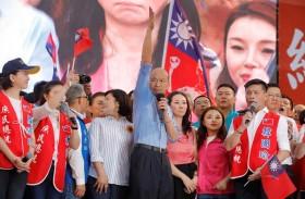 المعارضة في تايوان تختار  شعبويا لخوض الانتخابات