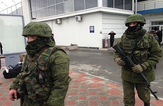 كييف تكشف للمرة الأولى الوحدات الروسية المنتشرة في الشرق الانفصالي
