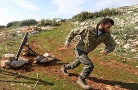 الهجوم التركي شمال سوريا يدخل شهره الثاني