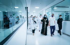 عبدالله بن زايد يشارك في برنامج الجينوم الإماراتي