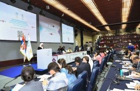 وفد الشعبة البرلمانية يشارك في الدورة  الـ 30 لمنتدى النساء البرلمانيات بصربيا