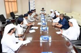 خطط مرورية لتأمين سباق طواف الإمارات في العين