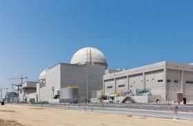 وصول أولى شحنات الوقود النووي وتخزينها بأمان  في موقع مشروع براكة للطاقة النووية السلمية