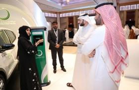 هيئة كهرباء ومياه دبي الشريك الحكومي الداعم للنسخة الخامسة من المؤتمر الدولي لمركبات المستقبل