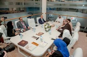 نائب الرئيس التنفيذي: انترناشيونال جولدن جروب تعتزم إطلاق مختبر للابتكار في العلوم والتكنولوجيا الدفاعية في أبوظبي
