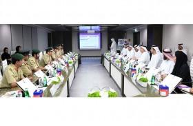 (طرق دبي) و (الشرطة)تتفقان على بدء التشغيل التجريبي لإدارة الحوادث المرورية 16 سبتمبر
